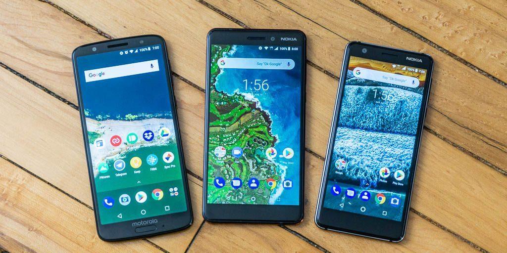 Fragilitatea telefoanelor mobile