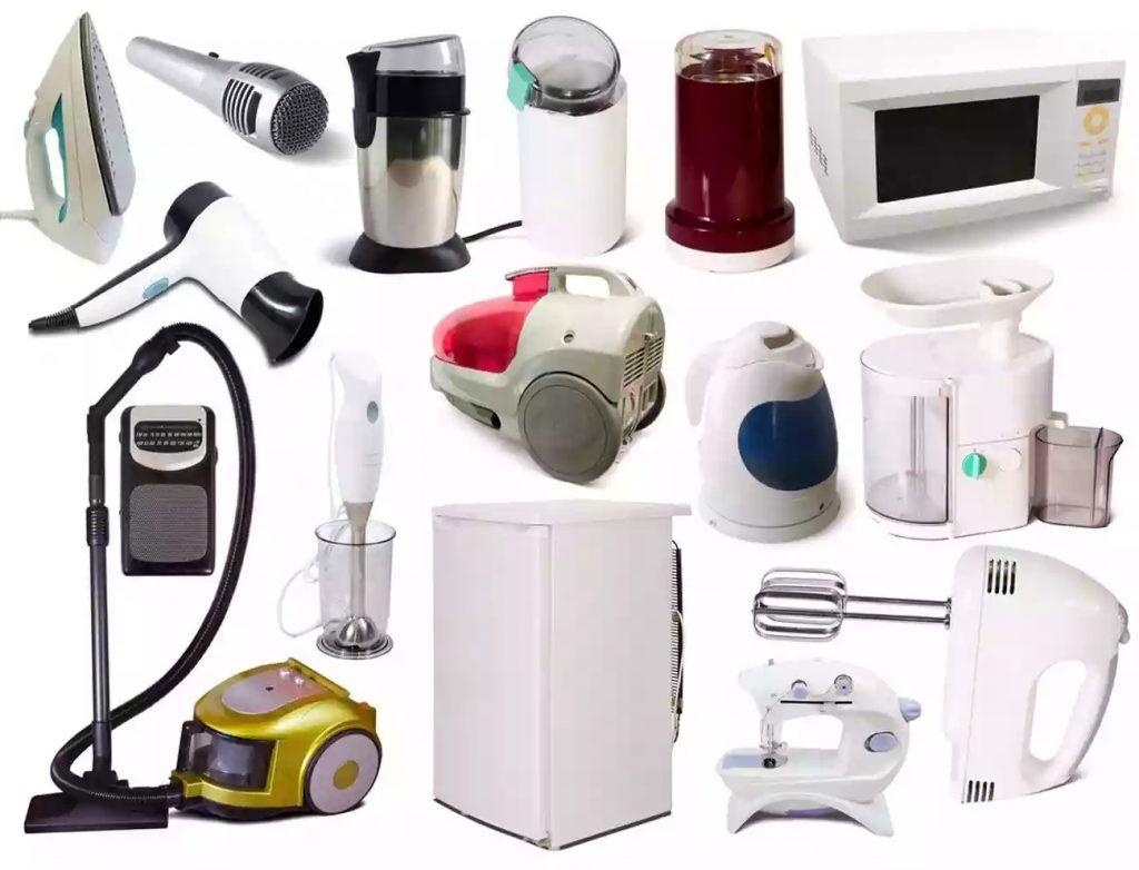 Ce aparate electrocasnice folosim acasa?