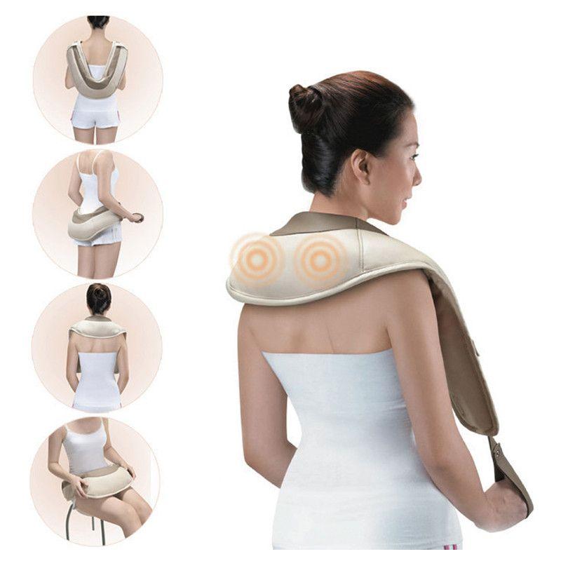 Centura pentru masaj Cervical Massage Shawls