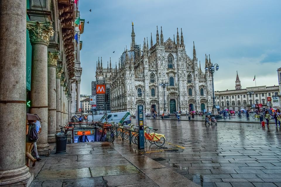 Puteti vizita Milano ca bani putini?