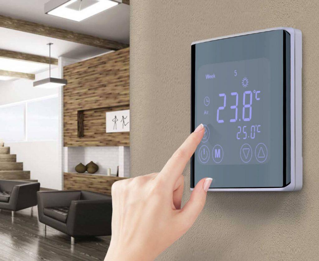 Termostatele inteligente -avantajele utilizarii lor