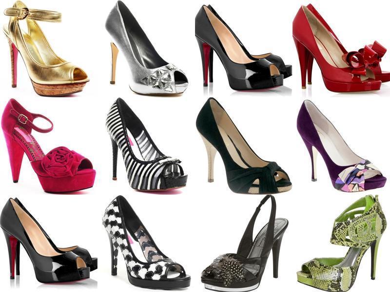 Sfaturi pentru alegerea pantofilor perfecti