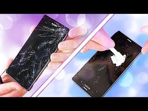 Geamul telefonului este crapat? Vezi ce solutii ai in acest caz
